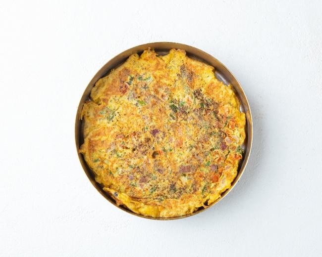 Masala Omelette (GF)
