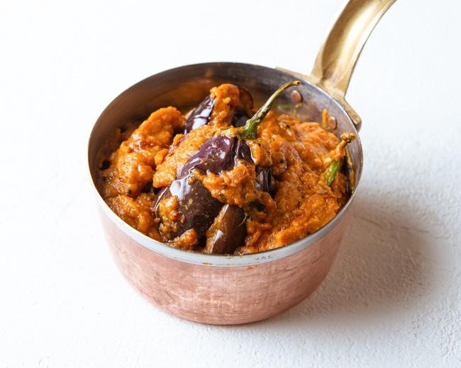 Eggplant Curry (V,GF)