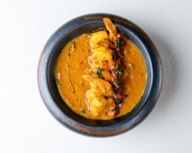 Prawn Mango Curry (GF)