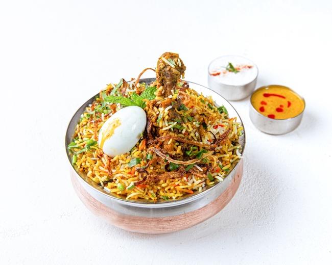 Hyderabad Dum Biryani (GF)