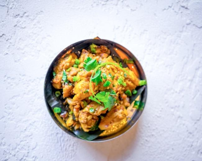 Mangalorean Chicken Ghee Roast (GF)