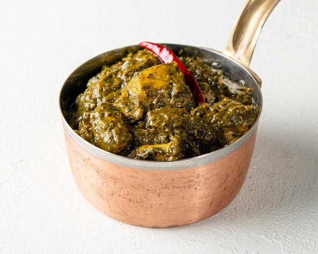Saag curry (GF)